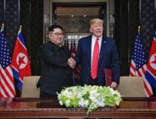 Kim Jong Un isi exprima ''''marea satisfactie'''' dupa ce a primit o scrisoare de la Donald Trump