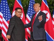 Kim Jong-un i-a trimis o scrisoare lui Trump in care cere o noua intalnire la Washington