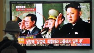 """Kim Jong un si-a """"executat"""" si matusa din viata publica"""