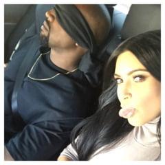 """Kim Kardashian """"face ordine"""" in zvonurile privind sarcina"""
