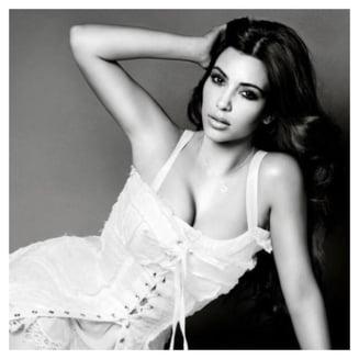 Kim Kardashian este din nou insarcinata