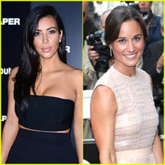 Kim Kardashian surprinde cu o declaratie despre Pippa Middleton
