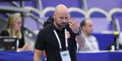 Kim Rasmussen, selectionerul Ungariei la handbal, suspendat de IHF pentru iesirile nervoase din partida cu Romania