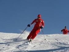 Kimi Raikkonen, implicat intr-un accident la schi in Austria