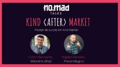 Kind Market - locul unde se leaga prietenii si incep parteneriate