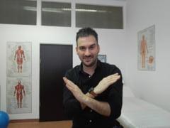 Kinetoterapeutul starurilor, despre cel mai indicat tip de miscare pentru cei care lucreaza la birou