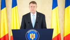 """Klaus Iohannis: """"Am solicitat PSD-ului sa termine repede aceasta criza"""""""