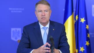 "Klaus Iohannis: ""Ar fi catastrofal pentru Romania sa nu avem parlament functional. Trebuie sa ne trezim si sa facem ordine in aceasta harababura parlamentara"""