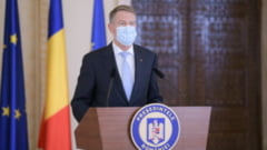"Klaus Iohannis: ""Avem la indemana solutia care ne va permite sa stopam pandemia"""