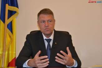 Klaus Iohannis - De ce vrea sa fie presedinte