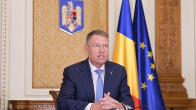 """Klaus Iohannis: """"NATO este cea mai puternica alianta militara din cate au existat, dar acest lucru nu ne permite sa lasam garda jos"""""""