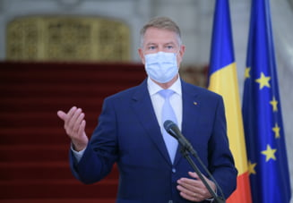 "Klaus Iohannis: ""Vaccinul anti COVID-19, odata ce va fi disponibil va fi furnizat catre toate statele membre"""