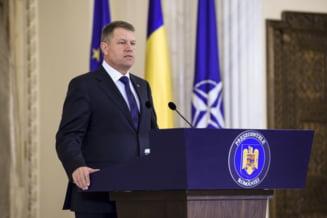 Klaus Iohannis: Astept cu interes o propunere pentru sefia DIICOT