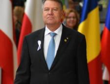 Klaus Iohannis, Consiliul Uniunii Europene