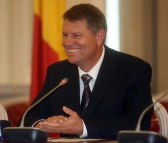 Klaus Iohannis: Functia de guvernator este o posibilitate