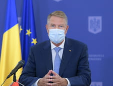 Klaus Iohannis: O motiune, daca vine din anterioara sesiune sau se depune acum, este de o inutilitate clasica. PSD s-a facut de ras