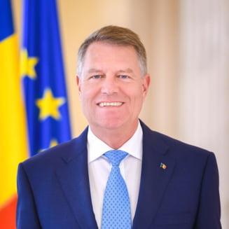 Klaus Iohannis: PSD a dorit sa tina avioanele la sol si promisiunile in aer
