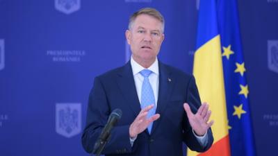Klaus Iohannis: Relatiile diplomatice Romania - SUA sunt mai puternice ca oricand