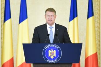 Klaus Iohannis: Vrem ca Romania sa fie mult mai profund integrata in toate procesele UE