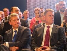 Klaus Iohannis, candidatul dreptei la prezidentiale. Predoiu, desemnat premier