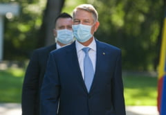 """Klaus Iohannis, cu referire la pandemia de COVID-19: """"Falsificarile realitatii si cuvintele mincinoase au ucis mii de oameni"""""""