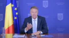 Klaus Iohannis, declarație de presă la ora 18.00