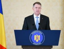 Klaus Iohannis, declaratie de presa la Cotroceni despre noul premier