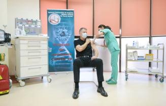 """Klaus Iohannis, despre campania de vaccinare din România: """"Sunt foarte mulți români care s-au vaccinat…E păcat că sunt așa puțini!"""" VIDEO"""