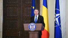 Klaus Iohannis, despre modificarea Legilor Justitiei: PSD a actionat din nou impotriva Justitiei, statului de drept, a Romaniei si cetatenilor