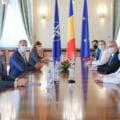 Klaus Iohannis, discuție cu reprezentanți ai OMV privind creșterea prețului la gaze și energie. La ce concluzii s-au ajuns