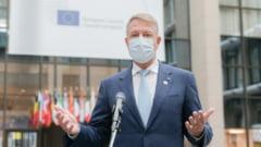 Klaus Iohannis, dupa Consiliul European: Romania pune conditii pentru a sustine tinta de reducere cu 55% a emisiilor pana in 2030