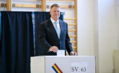 Klaus Iohannis, dupa aflarea rezultatului exit-poll: Am oprit PSD-ul! Ei nu vor alegeri, vor sa distruga tot