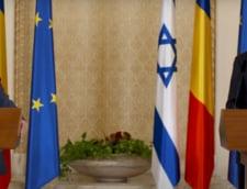 "Klaus Iohannis, dupa intalnirea cu presedintele Israelului: ""Romania considera ca atat israelienii, cat si palestinienii au dreptul sa traiasca in pace"""