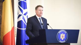 Klaus Iohannis, dupa lovitura data de Guvern: Astazi este o zi de doliu pentru statul de drept