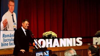 Klaus Iohannis, felicitat si din partea Marii Britanii - mesajul, transmis in limba romana
