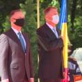 Klaus Iohannis, intalnire cu omologul sau polonez. Cei doi vor participa la un exercitiu militar VIDEO