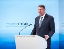 Klaus Iohannis, la Conferinta pentru Securitate: Trebuie sa consolidam NATO