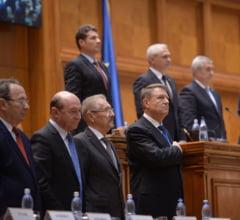 Klaus Iohannis, la final de mandat prezidential: Bile albe si bile negre in politica interna