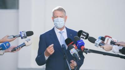 Klaus Iohannis, la reuniunea Consiliului European. Va pleda pentru introducerea certificatelor verzi digitale, fara afectarea liberei circulatii