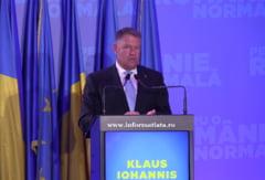 Klaus Iohannis, marele castigator al primului tur pentru prezindentiale, in judetul Suceava