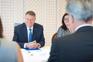 Klaus Iohannis, mesaj critic pentru parlamentari (Foto)