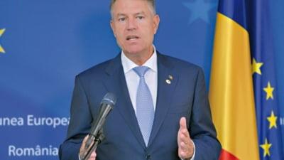 """Klaus Iohannis, mesaj de Reuniunea Diplomatiei Romane: """"Cresterea rolului Romaniei in UE si NATO- linii esentiale ale politicii externe"""""""