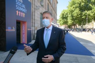 Klaus Iohannis, mesaj de Ziua Europei: Provocarile prin care trecem impreuna reconfirma relevanta proiectului european