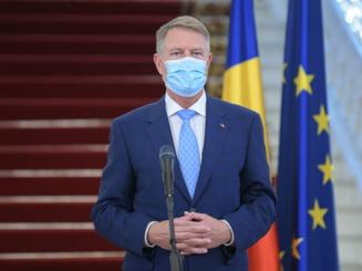 Klaus Iohannis, mesaj de condoleante pe Twitter dupa moartea Printului Philip