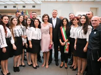 Klaus Iohannis, o noua gafa de protocol la intalnirea cu primarul Romei (Video)