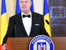 Klaus Iohannis, presedintele Romaniei