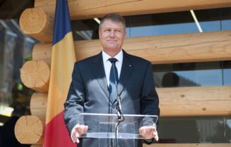 Klaus Iohannis, prima reactie dupa demisia lui Liviu Dragnea din Guvern (Video)