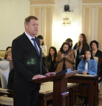 Klaus Iohannis, validat presedinte: A fost un vot puternic, va asigur ca l-am inteles (Video)
