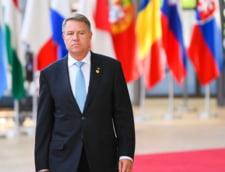 Klaus Iohannis Consiliul European, iunie 2018