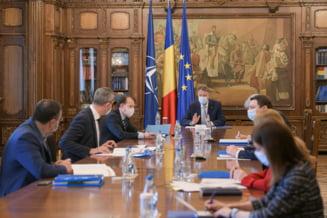 Klaus Iohannis a convocat o sedinta pe tema sigurantei in unitatile de invatamant, la Palatul Cotroceni